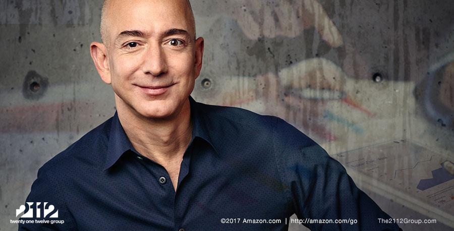Amazon Takeover