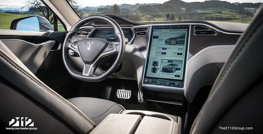 Latest Tesla Software Update >> Tesla S Software Update Reveals Shape Of New Economy